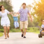 Семьи могут одновременно подать заявления на сертификат материнского капитала и ежемесячную выплату за второго ребенка